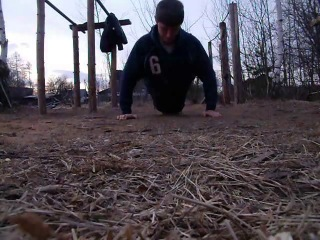 street workout level 1  Musayev